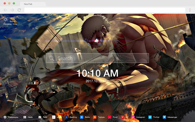 Attack on Titan Anime HD Wallpapers Themes