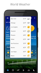 3D Sense Clock Weather pro [Free Purchase] 6
