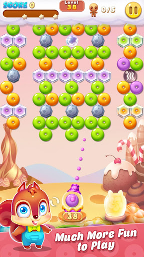 Bubble Shooter Cookie apkpoly screenshots 5