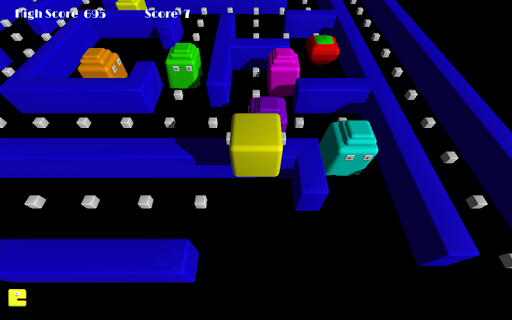 Pacman Jump 1.4 {cheat|hack|gameplay|apk mod|resources generator} 3
