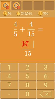Math Master - screenshot