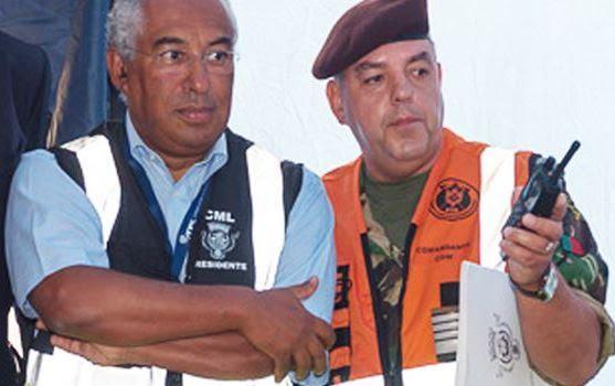 Lamecense Joaquim Leitão vai liderar a Protecção Civil