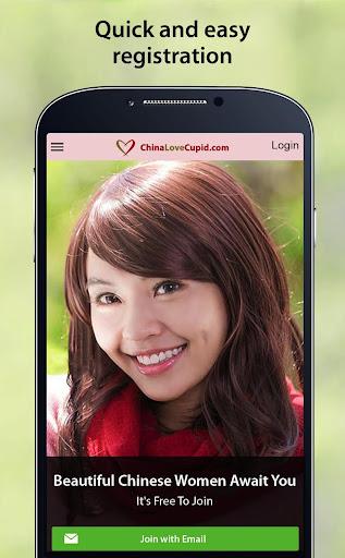 ChinaLoveCupid - Chinese Dating App 2.1.6.1559 screenshots 1
