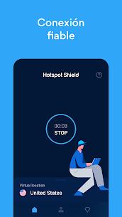Hotspot Shield Premium – Proxy VPN gratuito y segura 4
