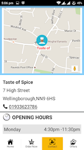Taste of Spice- screenshot thumbnail