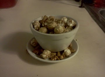 Homemade Fiddle Faddle (toffee Popcorn) Recipe