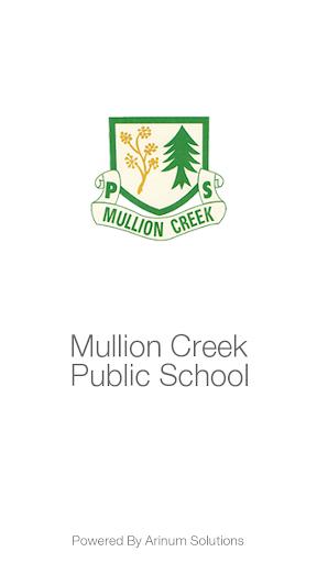 Mullion Creek Public School