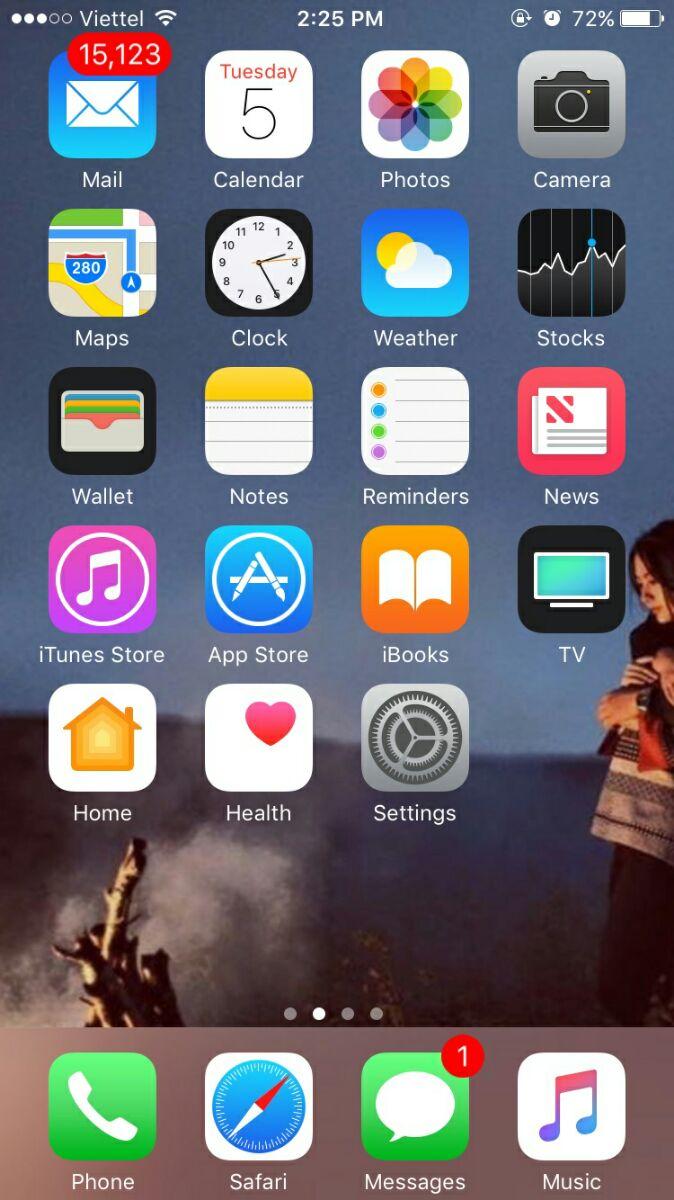 Hướng dẫn lập tài khoản iTunes US Hoa Kỳ mới nhất trên điện thoại 1