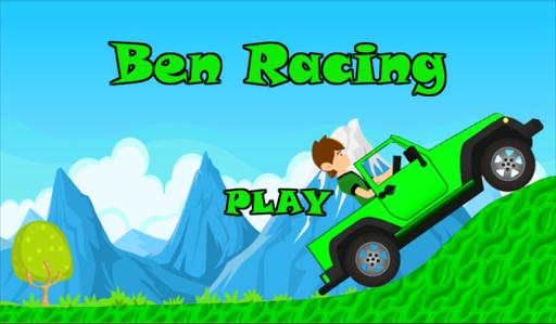 Ben Racing Hill Climb