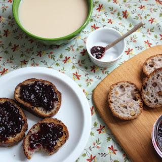 Balsamic Cherry Jam