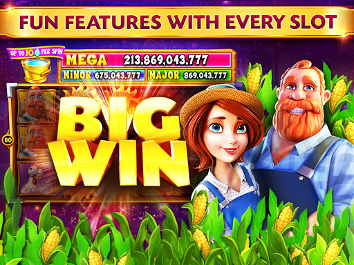 Caesars Slots: Free Slot Machines and Casino Games - screenshot