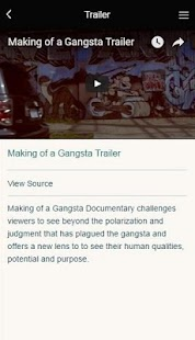 Download Making of A Gangsta For PC Windows and Mac apk screenshot 3