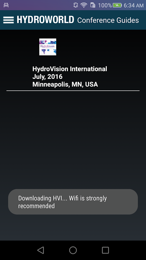 HydroWorld News- screenshot