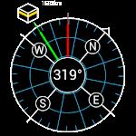 Micro Qibla Icon