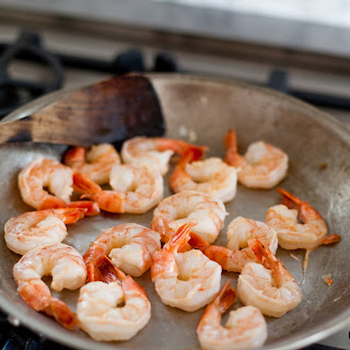 How To Quickly Cook Shrimp on the Stovetop.