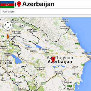 Baku Map Android Apps On Google Play - Where is baku