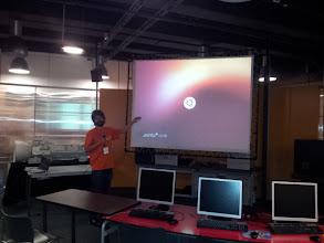 Photo: Learning ubuntu