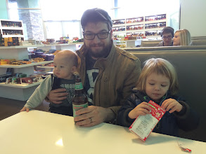Photo: 12/23 - At Pop n Sweet in Provo.