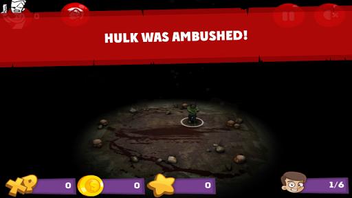 Hopeless Hero: Hulk