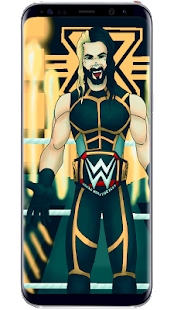 Seth Rollins Wallpaper HD - náhled