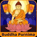 Buddha Purnima Stickers Vesak Day All Festivals icon