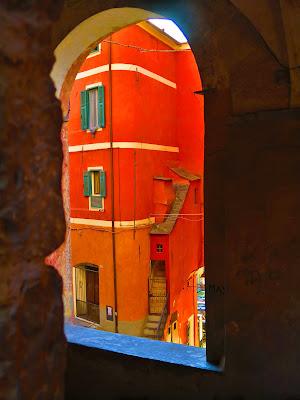 arancio architettonico di malte