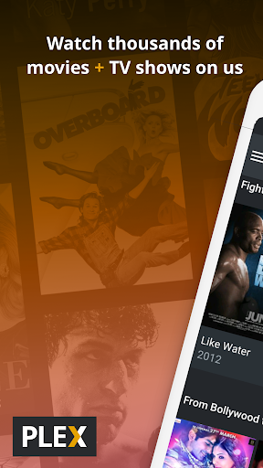 Plex: Stream Movies, Shows, Music, and other Media 7.27.1.15203 screenshots 1