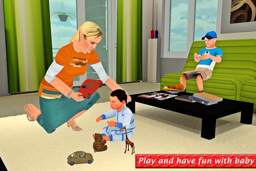 Nanny - Best Virtual Babysitter Game 1.1 screenshots 2