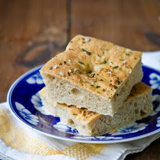 Garlic Herb Focaccia Recipes