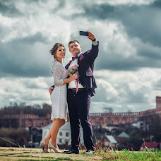 Wedding photographer Evgen Gavrilov (evgavrilov). Photo of 01.06.2018