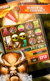 Buffalo Slot Machine Free - náhled