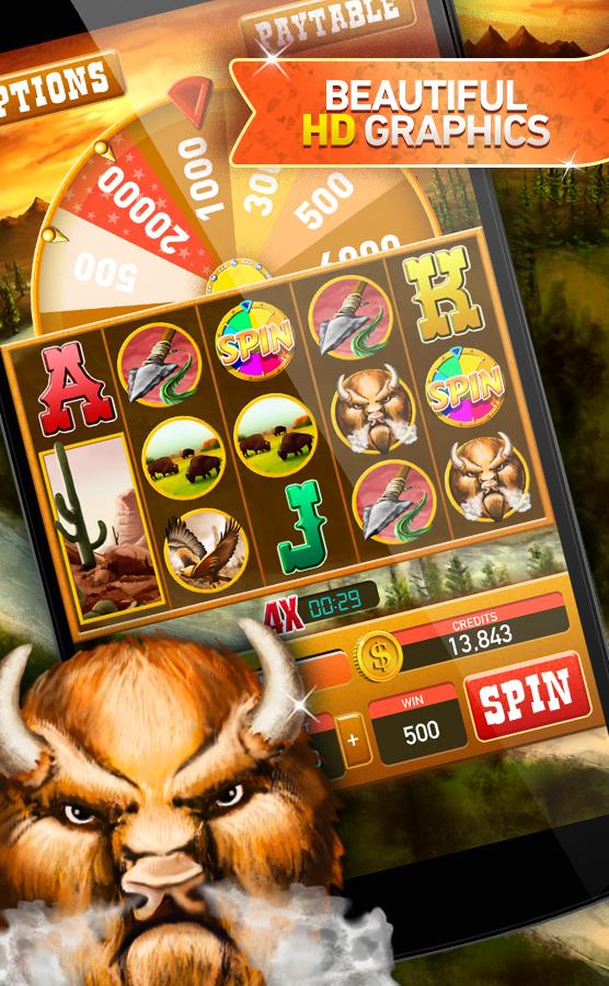 play buffalo slots online free - 2