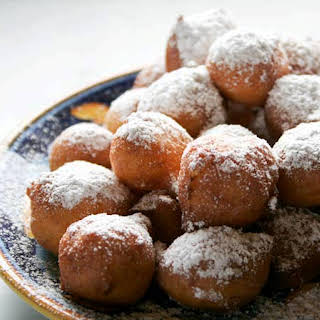 Sweet Ricotta Fritters.