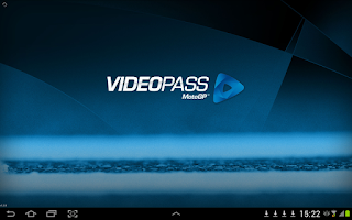 Screenshot of VideoPass