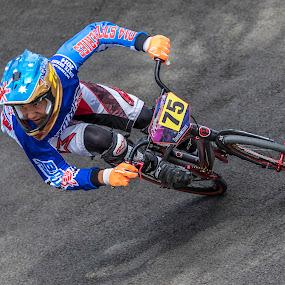 by Paul Milliken - Sports & Fitness Cycling ( australia, bmx racing, bmx, sydney bmx, focus, sydney )