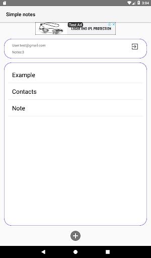 Simple Notes screenshot 12