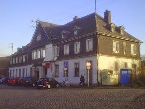 Photo: Der Bahnhof Hagen-Vorhalle.