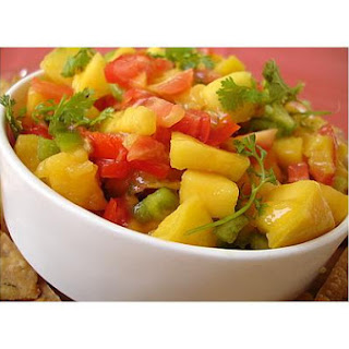 Not Just Mango Salsa