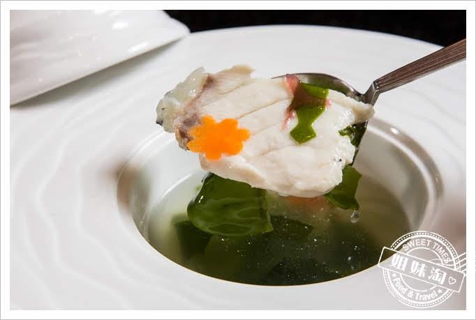 家蒂諾鐵板燒溫莎花園石斑魚清湯