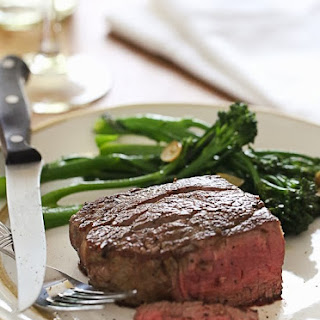 Perfect Filet Mignon for Two