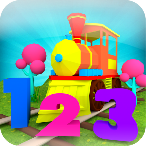 Learn Numbers Train 1 to 10 教育 App LOGO-硬是要APP