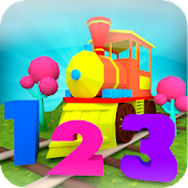 Learn Numbers Train 1 to 10