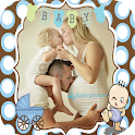 Baby Boy Shower Photo Frames