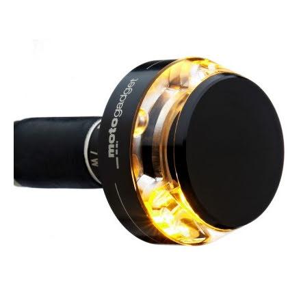 m-Blaze Disc styrändsblinkers, svart