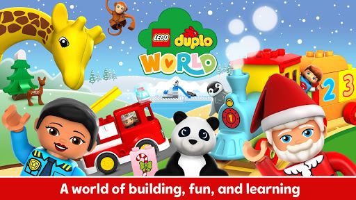 LEGO ® DUPLO ® WORLD screenshots 1