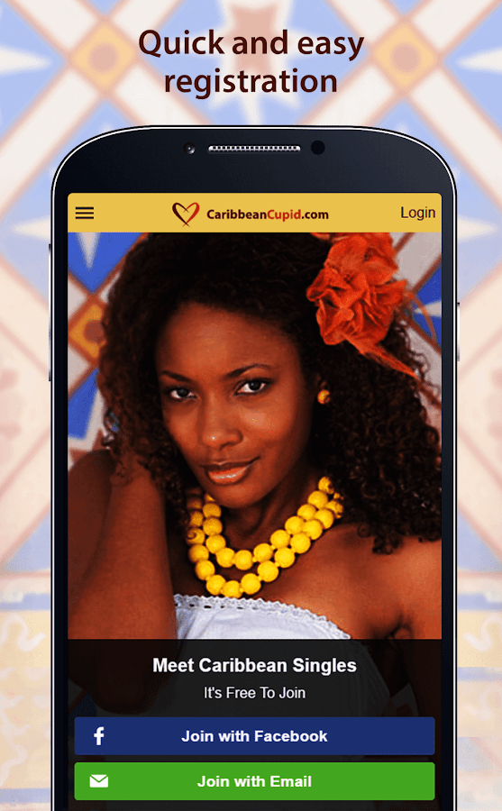 CaribbeanCupid - Caribbean Dating App- screenshot