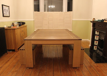 Spartan Dining table middle view