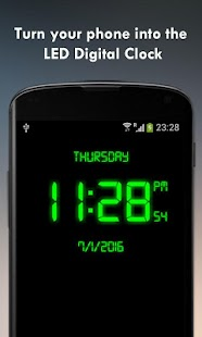 Digital Clock Live Wallpaper Apk by Dana Apps - wikiapk com
