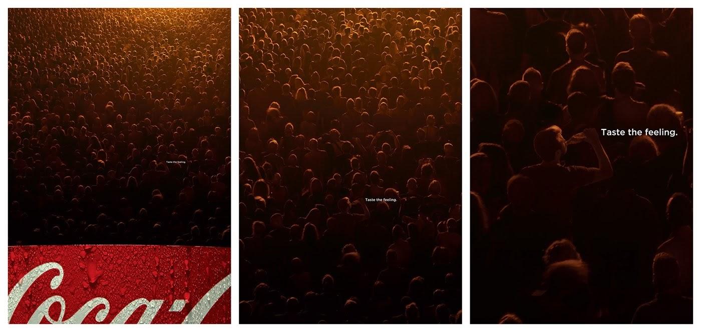 De esto estaban hechas las burbujas de la publicidad de Coca-Cola #Creatividad