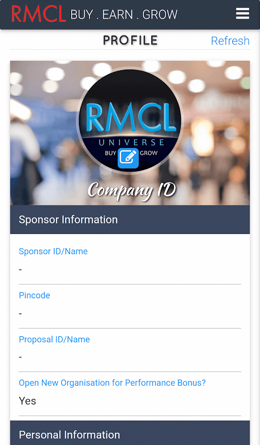 RMCL Universe- screenshot